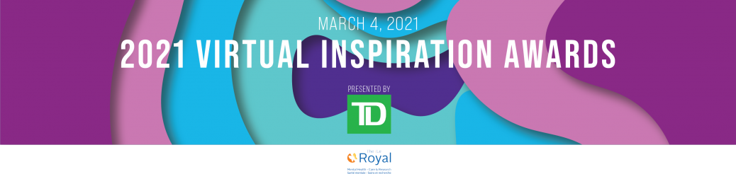 2021 Inspiration Awards Header Image