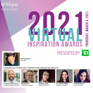 2021 Inspiration Awards