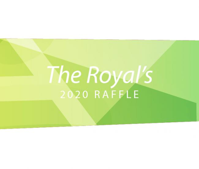 The Royal's Raffle